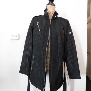 MICHAEL  Michael Kors Missy Faux Leather Jacket